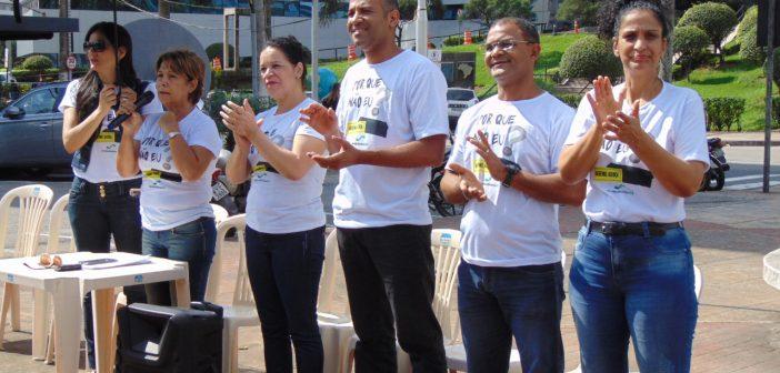 União faz a força: Fenajud se junta a Sindijudiciário-ES na luta por trabalhadores
