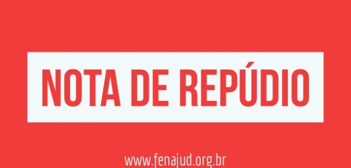 Fenajud repudia perseguição sindical a dirigente em Sergipe