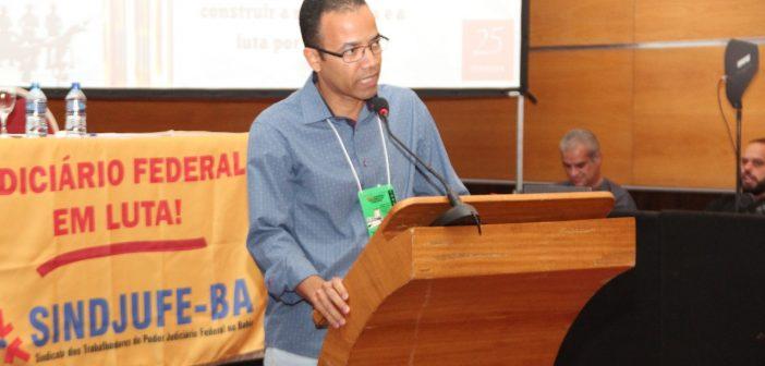 União da classe trabalhadora é debatida na Plenária da Fenajufe com presença de representante do judiciário estadual