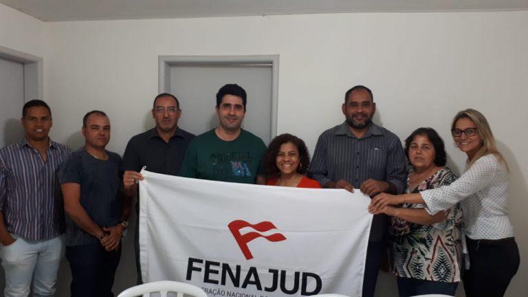 Sindicatos da região Centro-Oeste se reúnem para discutir demandas junto à Fenajud