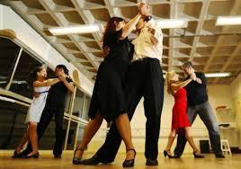 dança ao público